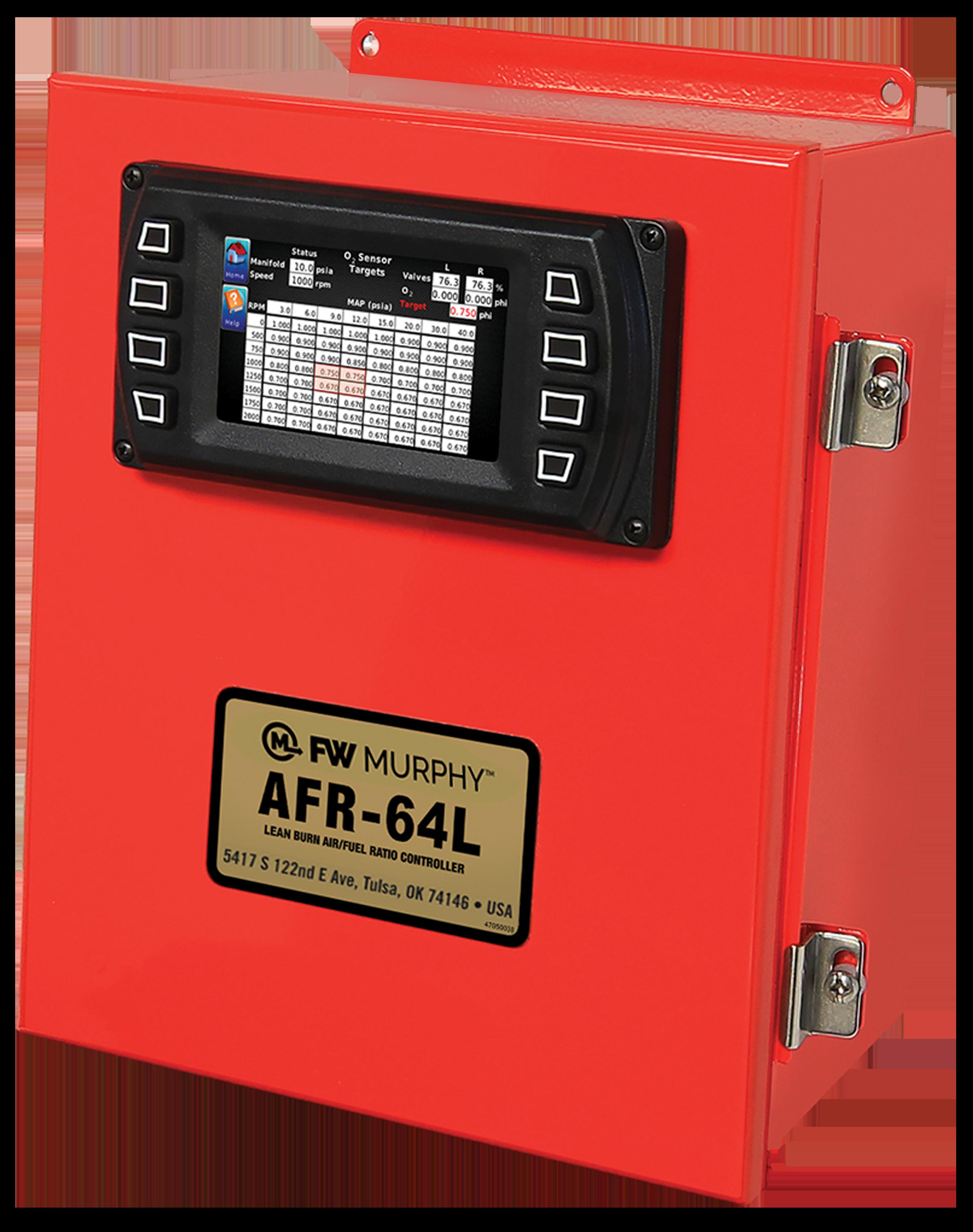 AFR 64L Lean Burn Air Fuel Control System