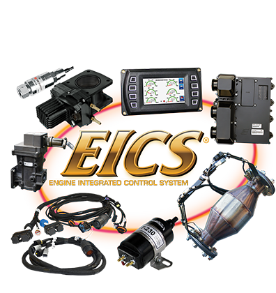Engine Integrated Control System (EICS)